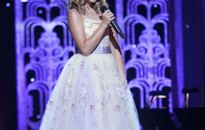 Jackie Evancho performs Friday in Artpark.