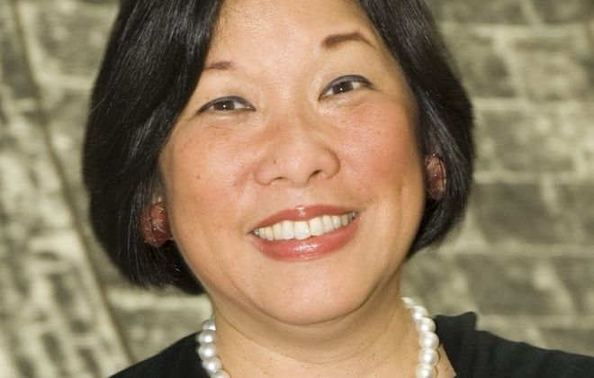 Albright-Knox Deputy Director Karen Lee Spaulding is leaving the gallery for a new job at the John R. Oishei Foundation.