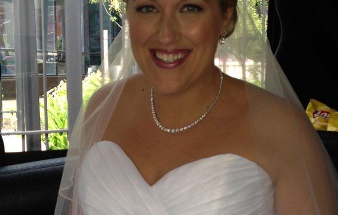Carolyn Wiech and Matthew Puskas wed in Asbury Hall
