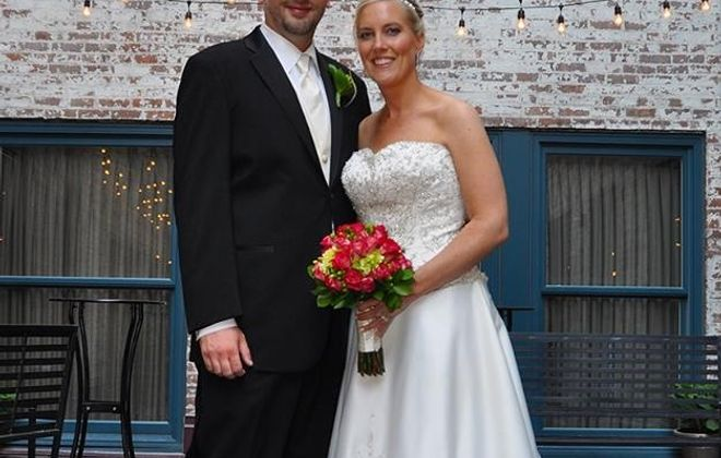 Gretchen A. Bruning and Brian R. Urbanski wed in Hotel @ The Lafayette