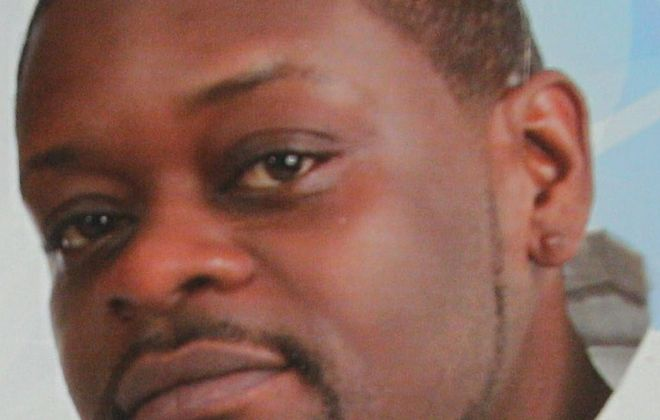 Brian Chapman, 37, was shot to death on his front porch.
