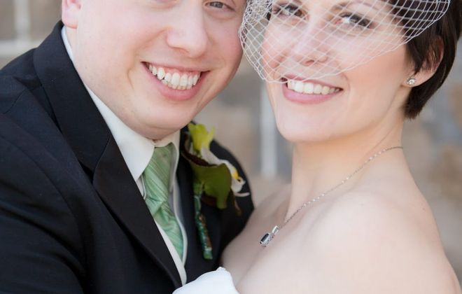 Catherine M. Sicoli and Luke C. Darling wed in St. Mary of the Cataract Church