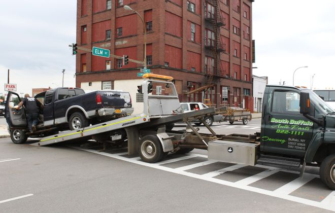 City of Buffalo towing policies are a mess, often victimizing motorists whose cars are towed.
