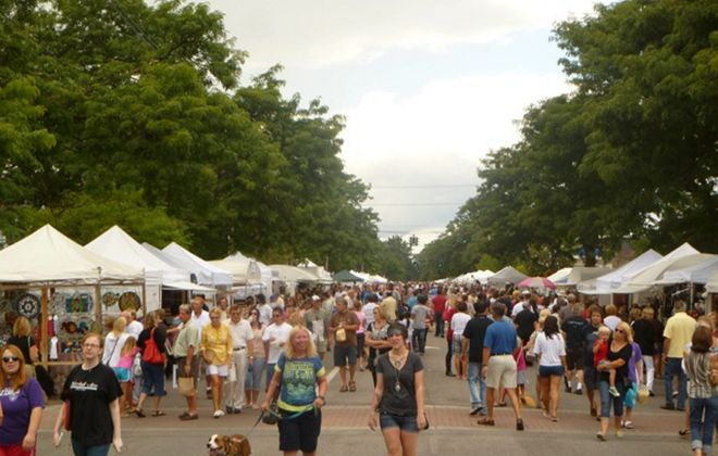 The annual Lewiston Art Festival is Saturday and Sunday.