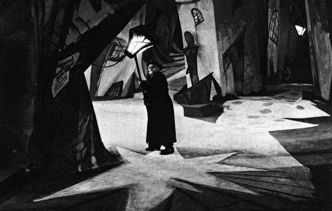 """Kevin Cain debuts his original score to """"The Cabinet of Dr. Caligari"""" on Friday."""