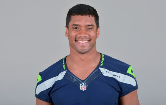This is a 2013 photo of Russell Wilson of the Seattle Seahawks NFL football team. This image reflects the Seattle Seahawks active roster as of Wednesday, May 29, 2013 when this image was taken. (AP Photo)