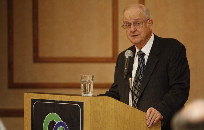 Gerhard J. Neumaier, a co-founder of Ecology & Environment