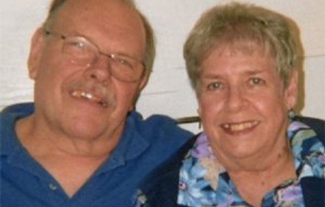Philip and Darleen Koch celebrate their 50th wedding anniversary