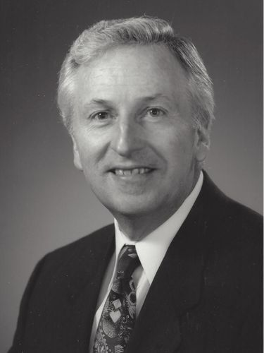 Paul C. Weaver, senior partner at Buffalo law firm
