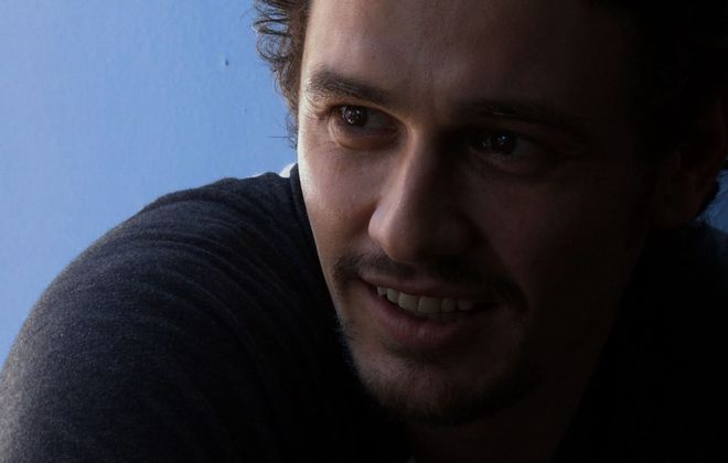 """James Franco's documentary """"Interior: Leather Bar,"""" is screened Friday in Hallwalls."""