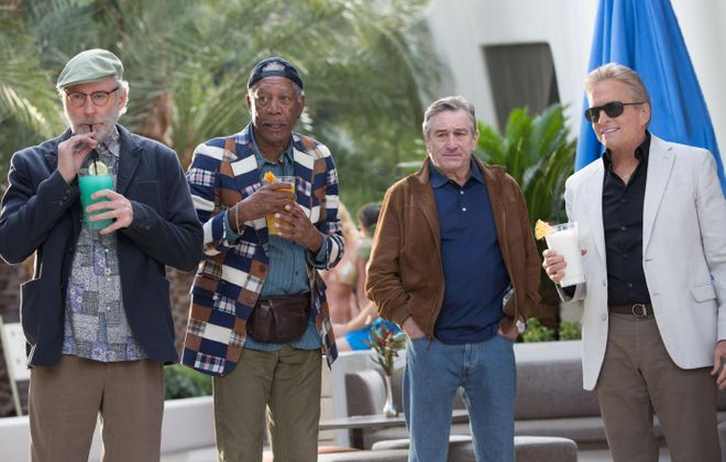 Hollywood's good old boys party like it's 1959