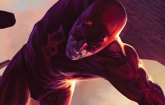Daredevil is one of the Marvel characters who will be featured in four series and a miniseries on Netflix in 2015.