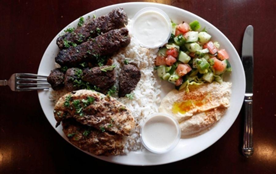 Photos: Luscious Lebanese at Almaza Grill