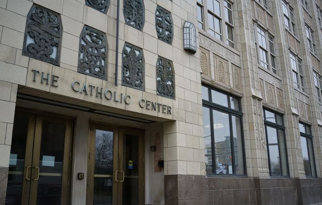 As part of the Catholic Diocese of Buffalo's bankruptcy, a creditors committee of seven abuse plaintiffs will investigate and try to ensure transparency and accountability. (Derek Gee/News file photo)