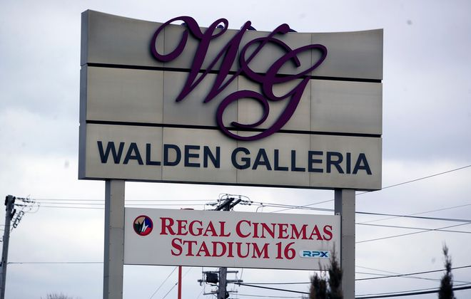 """Expected losses in sales tax revenue from the temporary closing of the Walden Galleria could reach $7.5 million,"""" said Cheektowaga Supervisor Diane Benczkowski. (Harry Scull Jr./Buffalo News)"""