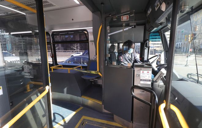 The Niagara Frontier Transportation Authority is under severe financial strain because of the coronavirus pandemic. It needs to be healthy enough to meet demand when the region's businesses are able to reopen. (John Hickey/Buffalo News)