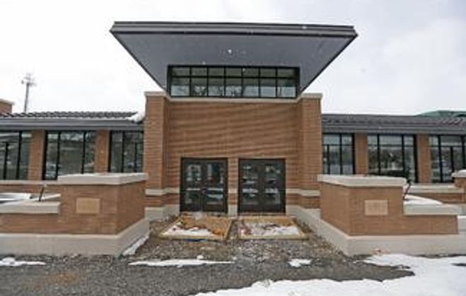 The Town of West Seneca's culture of secrecy helped precipitate a critical state audit over construction of a new community center, shown under construction in 2018. (Robert Kirkham/News file photo)