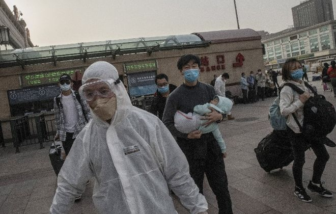 In China, where the novel coronavirus began, no free press was at work to challenge the government's deceptions. (New York Times)