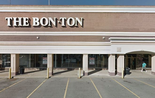 The former Bon-Ton store at 1692 Sheridan Drive, Tonawanda, shown shortly after its 2018 closing. Owner Benderson Development Co. wants to convert the first floor to medical offices. (Google Images)