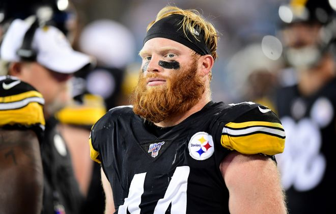 Tyler Matakevich was signed by the Bills away from Pittsburgh in free agency. (Getty Images)