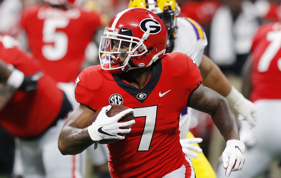 NFL draft preview: Running backs won't go early, but they'll go often