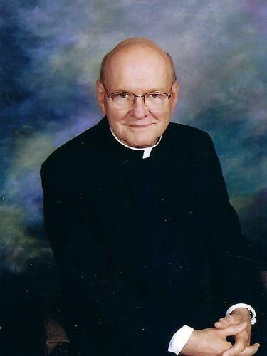 Rev. Donald L. Measer, 88, priest in residence at St. Amelia's Church