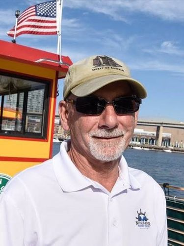 Richard Hilliman, sailboat captain who brought excursions and ferry to Buffalo's waterfront