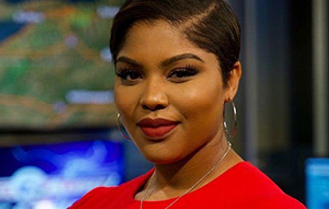 WKBW reporter Madison Carter.