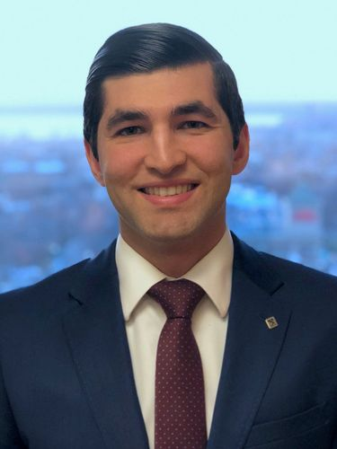 Sergio Gangarossa promoted at Ernst & Young LLP