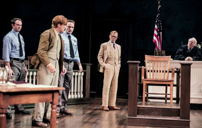 """Aaron Sorkin's adaptation of """"To Kill a Mockingbird"""" will launch its national tour from Buffalo when it opens the Shea's Performing Arts Center Broadway Series in August. (Photo by Julieta-Cervantes)"""