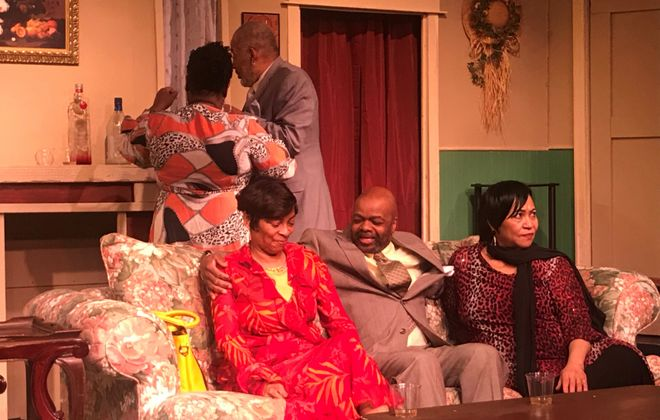 """Paul Robeson Theatre is pushing pause on its production of """"Dance on Widow's Row,"""" which was supposed to open tonight. (Photo courtesy Paul Robeson Theatre)"""