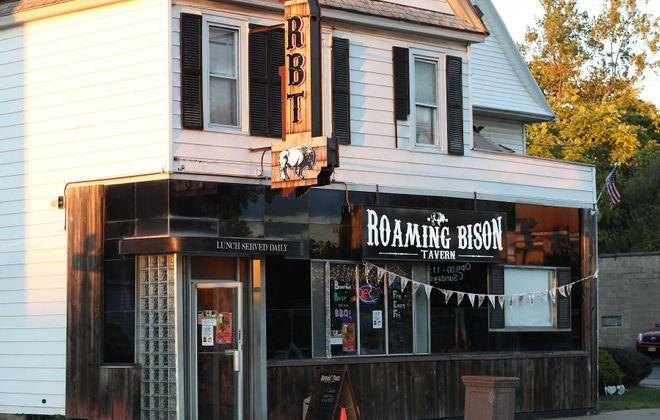 Roaming Bison Tavern on Hertel Avenue was burglarized this week. (Sharon Cantillon/News file photo)
