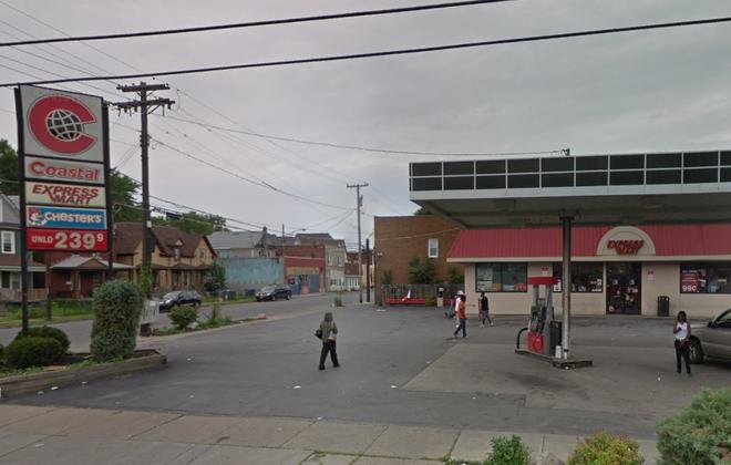The Coastal gas station at 601 19th St., Niagara Falls. (Google)