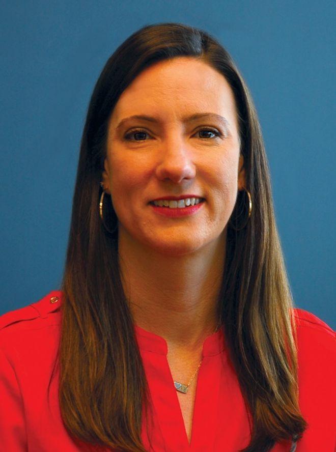 Betsy Rimlinger, LEED AP, NCIDQ joins Wendel