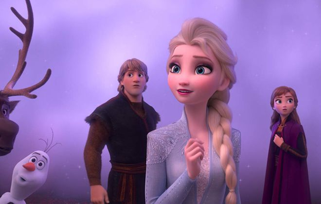 """Frozen 2"" is the first film in the new drive-in series at the Outer Harbor. (Image courtesy of Disney)"
