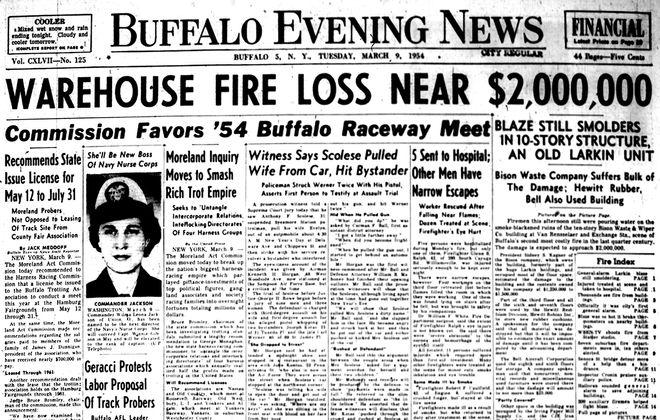 Buffalo News archives)