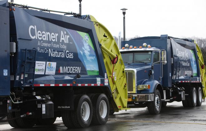 Modern Disposal is buying the local operations of Republic Services. (News file photo)