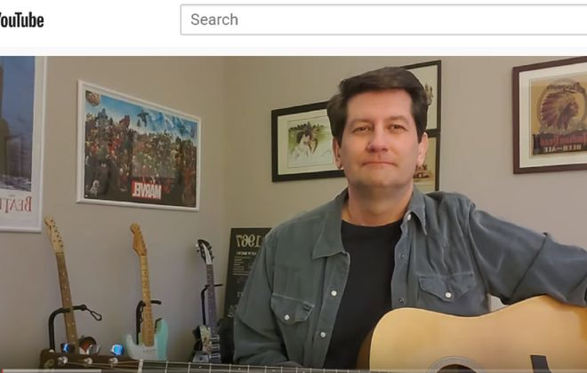 A screen grab from a YouTube video posted by Erie County Executive Mark Poloncarz. (YouTube.com)