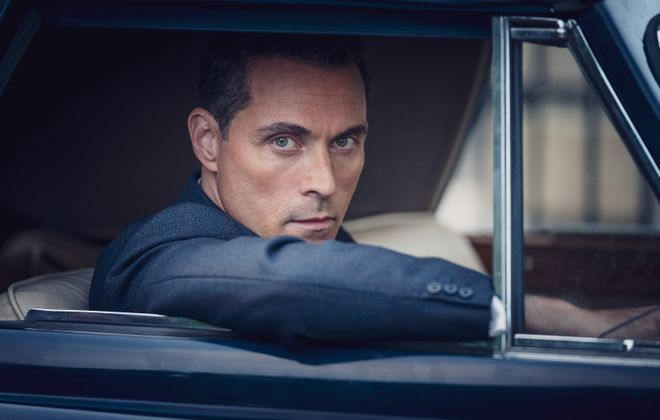 """Rufus Sewell stars in the BBC One's """"Agatha Christie's The Pale Horse,"""" now streaming on Amazon Prime. (Ben Blackall/Mammoth Screen)"""