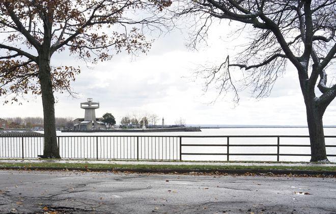 LaSalle Park in 2019. (Derek Gee/Buffalo News)