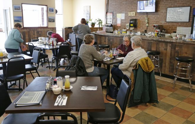 In a time where caution is abundant to limit possible exposure to the novel coronavirus, there are still ways to support restaurants. (Robert Kirkham/Buffalo News)