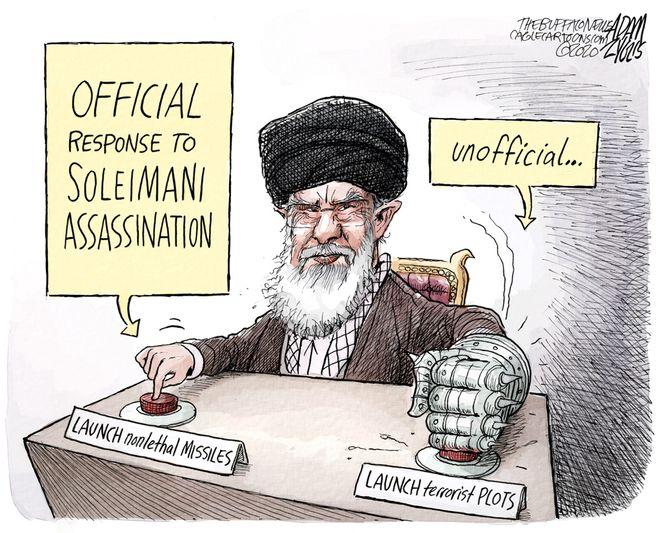 Iran response: January 10, 2020