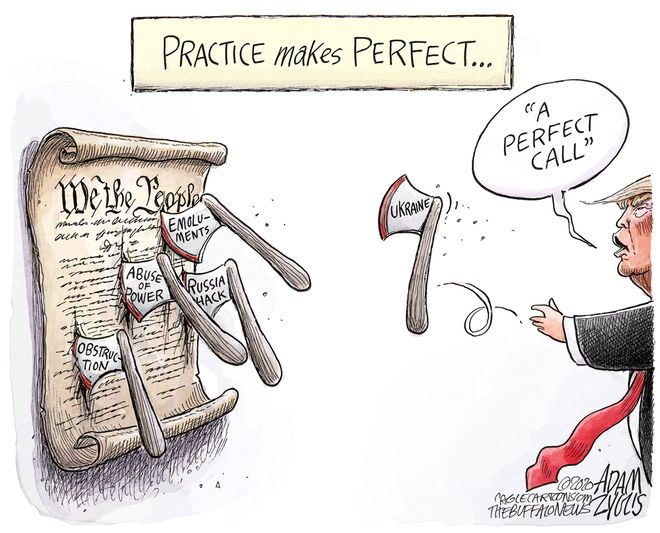 Perfect call: January 25, 2020