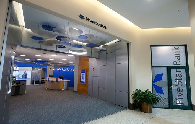 Five Star Bank's parent had record profits in 2019. (Mark Mulville/News file photo)