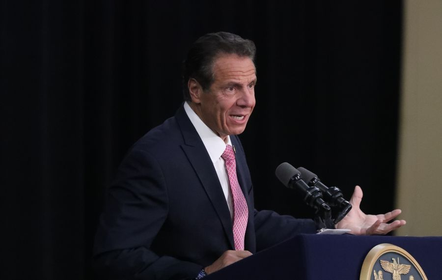 Gov. Andrew M. Cuomo will release his 2020 budget proposal Tuesday. (News file photo)