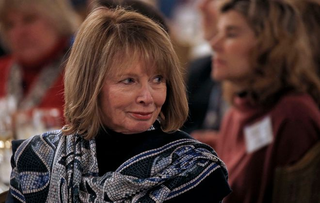 Mary Wilson is a life trustee of the Ralph C. Wilson Jr. Foundation. (Robert Kirkham/Buffalo News)