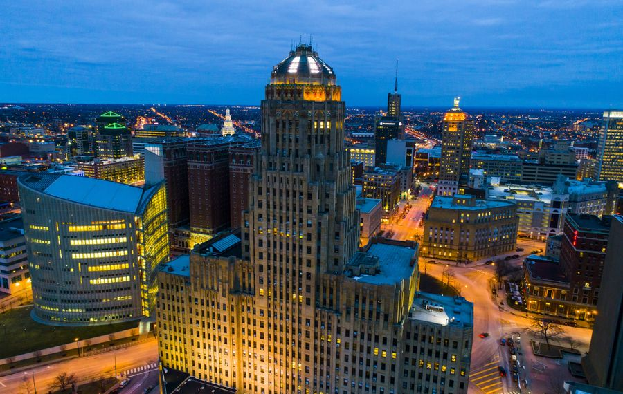 A portrait of Buffalo Niagara's 'less bust, less boom' economy