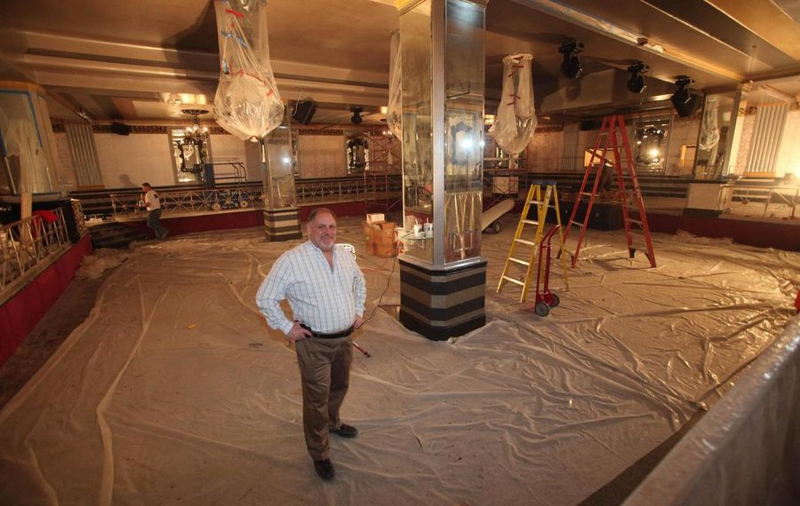 Developer Mark Croce left his most significant legacy by rescuing the threatened Statler Hotel from the possibility of demolition. (Sharon Cantillon/News file photo)