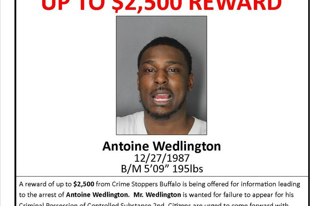 Courtesy of Crime Stoppers Buffalo