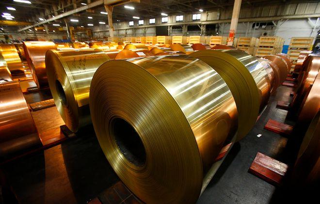 Aurubis Buffalo cut nearly 20% of nonunion positions at its North Buffalo mill. (Mark Mulville/News file photo)